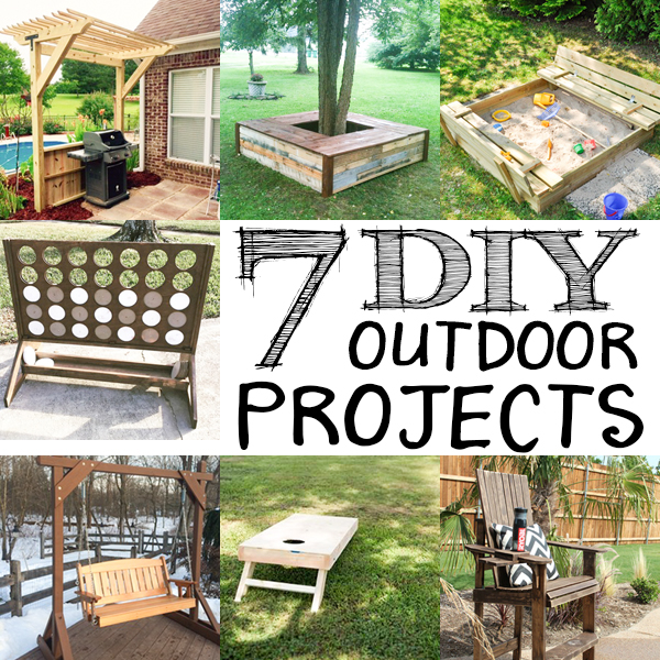 Diy outdoor spaces and a giveaway shanty 2 chic for Shanty 2 chic porch swing